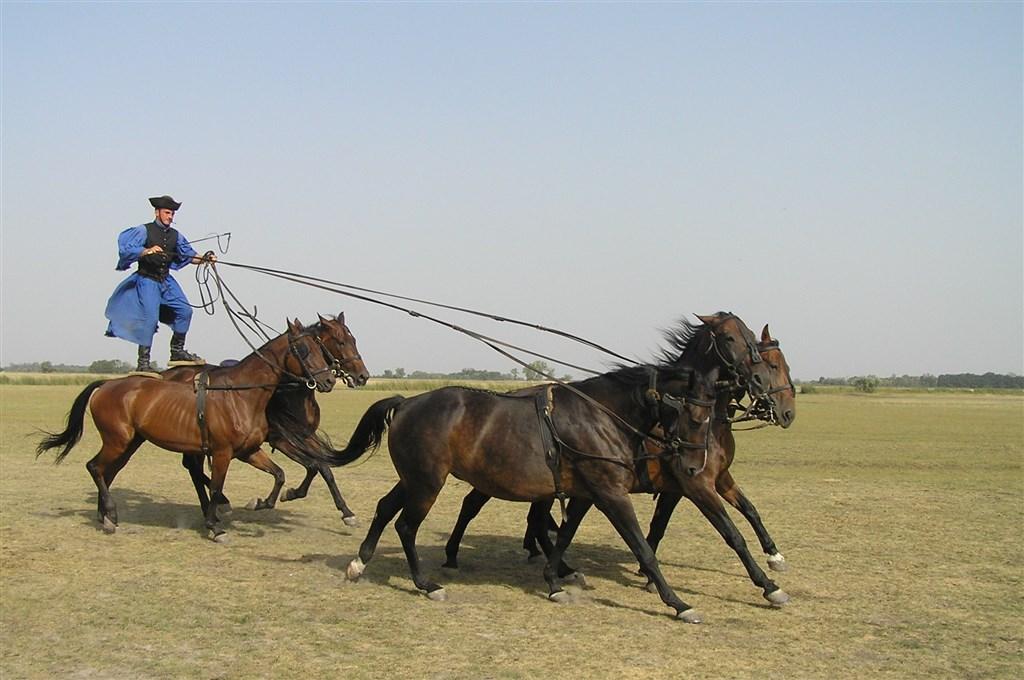 zájezdy do Maďarska - Maďarsko - Hajdúszobosló - Hortobagy - Kochova pětka